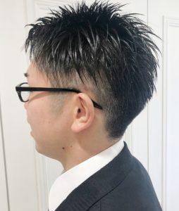営業 おすすめ 髪型