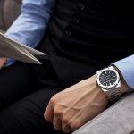営業 高級時計