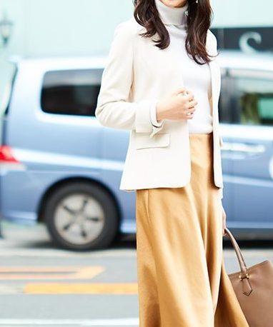 営業 女性 ファッション 2021